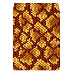 Snake Skin Pattern Vector Flap Covers (l)