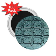 Water Drop 2.25  Magnets (100 pack)