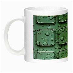 Water Drop Night Luminous Mugs
