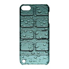 Water Drop Apple Ipod Touch 5 Hardshell Case With Stand