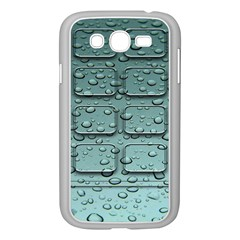 Water Drop Samsung Galaxy Grand Duos I9082 Case (white)