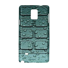 Water Drop Samsung Galaxy Note 4 Hardshell Case