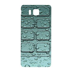 Water Drop Samsung Galaxy Alpha Hardshell Back Case