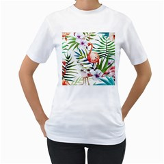 Mingo Women s T-Shirt (White)