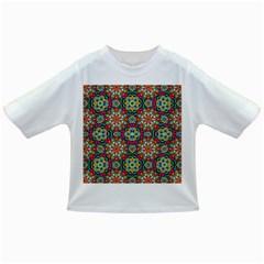 Jewel Tiles Kaleidoscope Infant/Toddler T-Shirts