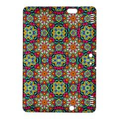 Jewel Tiles Kaleidoscope Kindle Fire HDX 8.9  Hardshell Case