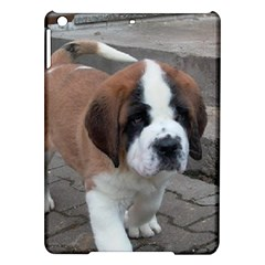 St Bernard Pup iPad Air Hardshell Cases