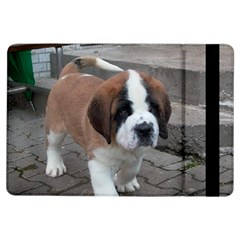 St Bernard Pup iPad Air Flip
