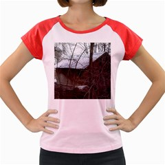 Abondoned House Women s Cap Sleeve T-Shirt
