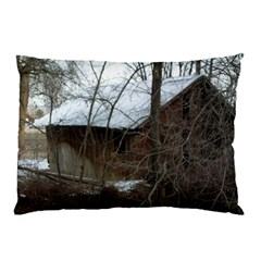 Abondoned House Pillow Case