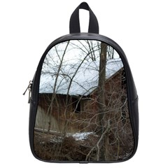 Abondoned House School Bags (Small)