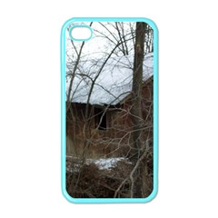 Abondoned House Apple iPhone 4 Case (Color)