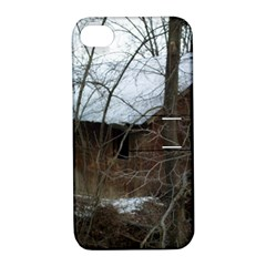 Abondoned House Apple Iphone 4/4s Hardshell Case With Stand