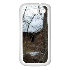 Abondoned House Samsung Galaxy S3 Back Case (White)