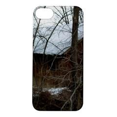Abondoned House Apple iPhone 5S/ SE Hardshell Case