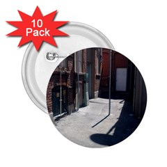 Alley 2.25  Buttons (10 pack)