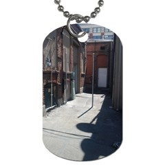 Alley Dog Tag (Two Sides)