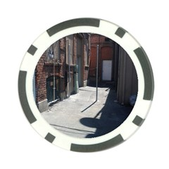 Alley Poker Chip Card Guard