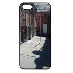 Alley Apple iPhone 5 Seamless Case (Black)