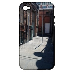 Alley Apple iPhone 4/4S Hardshell Case (PC+Silicone)