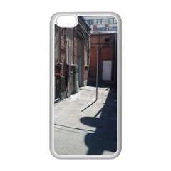 Alley Apple iPhone 5C Seamless Case (White)