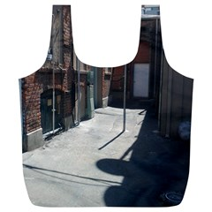 Alley Full Print Recycle Bags (L)