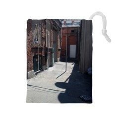 Alley Drawstring Pouches (Large)