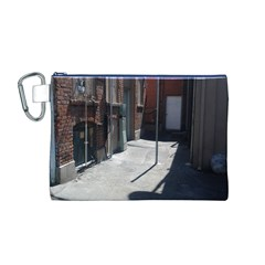 Alley Canvas Cosmetic Bag (M)