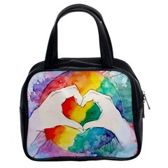 Pride Love Classic Handbags (2 Sides)