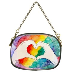 Pride Love Chain Purses (One Side)