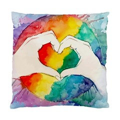 Pride Love Standard Cushion Case (Two Sides)
