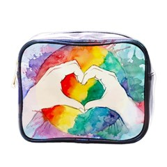 Pride Love Mini Toiletries Bags