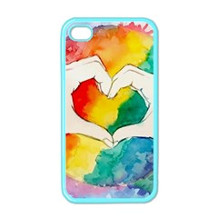 Pride Love Apple iPhone 4 Case (Color)