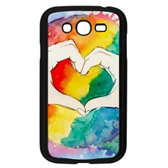Pride Love Samsung Galaxy Grand DUOS I9082 Case (Black)