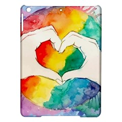 Pride Love iPad Air Hardshell Cases