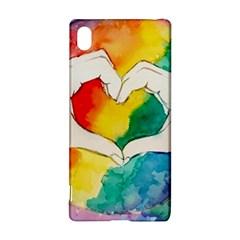 Pride Love Sony Xperia Z3+