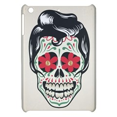 Man Sugar Skull Apple iPad Mini Hardshell Case