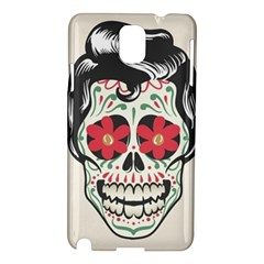 Man Sugar Skull Samsung Galaxy Note 3 N9005 Hardshell Case