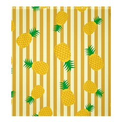 Pineapple Shower Curtain 66  x 72  (Large)