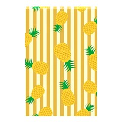 Pineapple Shower Curtain 48  x 72  (Small)