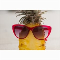 Pineapple With Sunglasses Canvas 12  x 18
