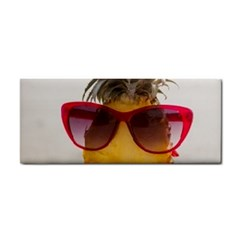 Pineapple With Sunglasses Cosmetic Storage Cases