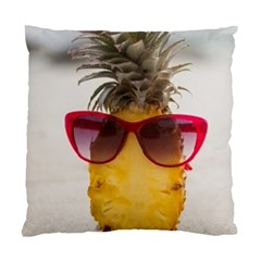 Pineapple With Sunglasses Standard Cushion Case (One Side)