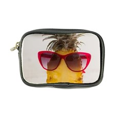 Pineapple With Sunglasses Coin Purse