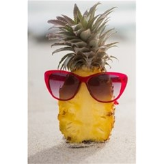 Pineapple With Sunglasses 5.5  x 8.5  Notebooks