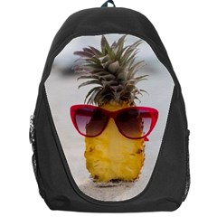 Pineapple With Sunglasses Backpack Bag