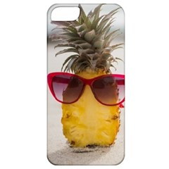 Pineapple With Sunglasses Apple Iphone 5 Classic Hardshell Case