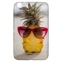 Pineapple With Sunglasses Samsung Galaxy Tab 3 (8 ) T3100 Hardshell Case