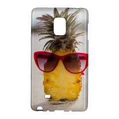 Pineapple With Sunglasses Galaxy Note Edge