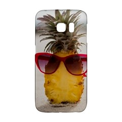Pineapple With Sunglasses Galaxy S6 Edge